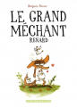 Couverture Le grand méchant renard Editions Delcourt 2015