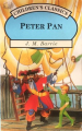 Couverture Peter Pan (roman) Editions Parragon (UK) 1999