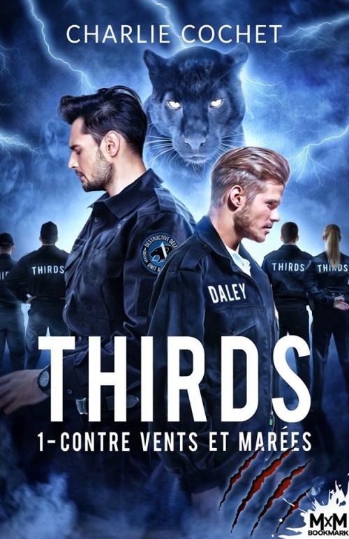 Couverture Thirds, tome 01 : Contre vents et marées