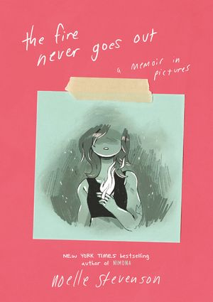 Couverture The Fire Never Goes Out: A Memoir in Pictures