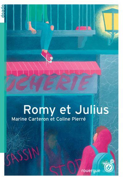 Couverture Romy et Julius