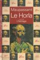 Couverture Le Horla Editions Librio (Littérature) 1994