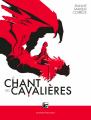 Couverture Le chant des cavalières Editions Les Moutons Electriques (La bibliothèque voltaïque) 2020