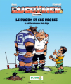 Couverture Le rugby et ses règles  Editions Bamboo 2010