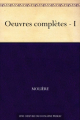 Couverture Œuvres complètes (Molière Bibebook), tome 1 Editions Bibebook 2011
