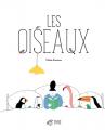 Couverture Les oiseaux Editions Thierry Magnier 2019