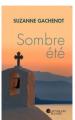 Couverture Sombre été Editions France Loisirs (Nouvelles Plumes) 2020