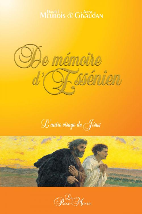 Couverture De Mémoire d'Essénien