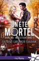 Couverture Darling Investigations, tome 1 : Un été mortel Editions Infinity (Cosy mystery) 2020