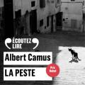 Couverture La Peste Editions Gallimard  (Écoutez lire) 2010