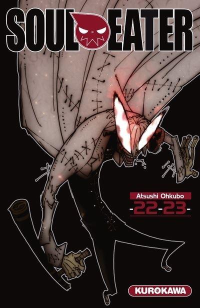 Couverture Soul Eater, triple/double, tomes 22 et 23