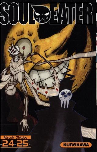 Couverture Soul Eater, triple/double, tomes 24 et 25