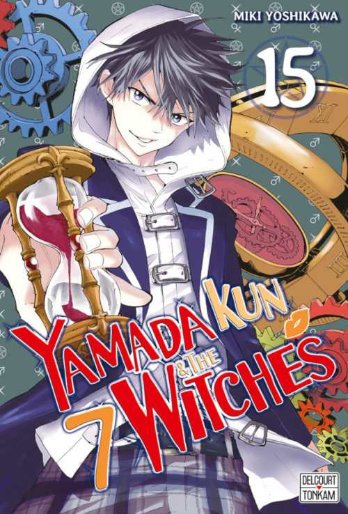 Couverture Yamada kun & the 7 witches, tome 15