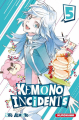 Couverture Kemono Incidents, tome 05 Editions Kurokawa (Shônen) 2020