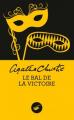 Couverture Le Bal de la victoire Editions Le Masque 2018