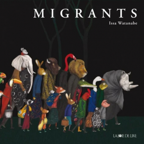 Couverture Migrants