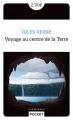 Couverture Voyage au centre de la terre Editions Pocket (Classiques) 2020