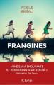 Couverture Frangines Editions JC Lattès (Romans contemporains) 2020