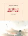 Couverture Nouvelles orientales Editions Gallimard  (Blanche) 2016