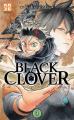 Couverture Black Clover, tome 01 Editions Kazé (Shônen) 2016