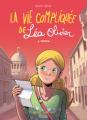 Couverture La vie compliquée de Léa Olivier (BD), tome 1 : Perdue Editions Kennes 2017