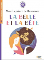 Couverture La Belle et la Bête Editions Belin (Jeunesse) 2017