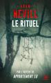 Couverture Le rituel Editions Bragelonne 2019