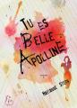 Couverture Tu es belle Apolline Editions du Chat Noir 2020