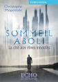 Couverture Sommeil aboli Editions Echo 2019