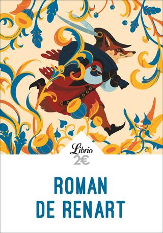 Couverture Le roman de Renart / Roman de Renart
