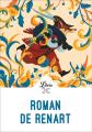 Couverture Le roman de Renart / Roman de Renart Editions Librio 2020