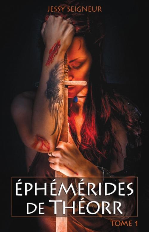 Couverture Ephémérides de Théorr, tome 1 : La fille de la lune