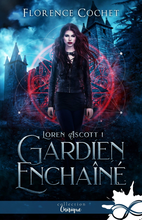 Couverture Loren Ascott, tome 1 : Esprits enchaînés / Le secret des Morriganes / Gardien Enchaîné