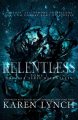 Couverture Relentless, tome 1 Editions Smashwords 2017