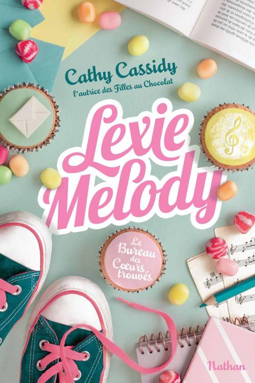 Couverture Le bureau des cœurs trouvés, tome 1 : Lexie Melody