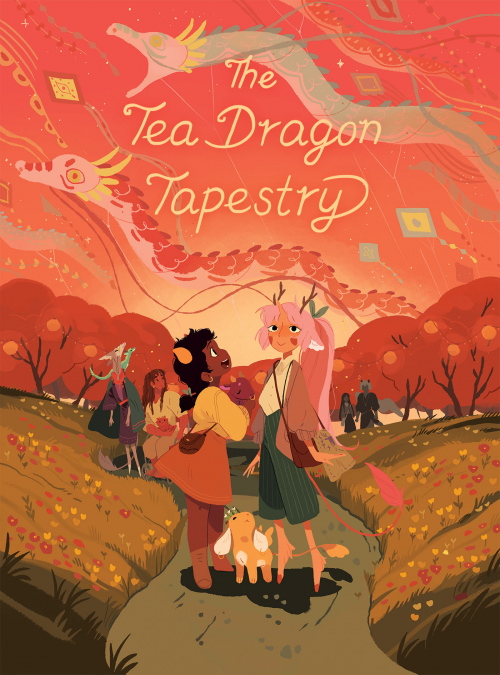 Couverture The Tea Dragon Tapestry