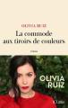 Couverture La commode aux tiroirs de couleurs Editions JC Lattès 2020