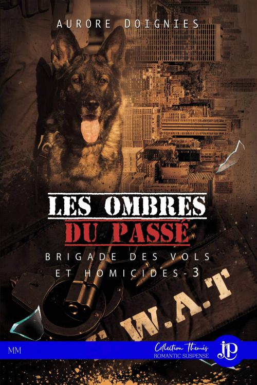 Couverture Brigade des vols et homicides, tome 3 : Les ombres tu passé
