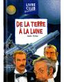 Couverture De la terre à la lune Editions Hemma (Livre club jeunesse) 2001