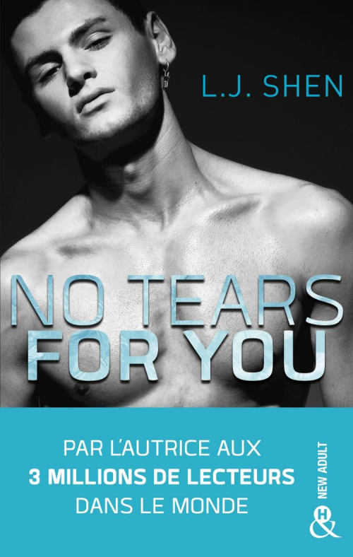 Couverture No tears for you