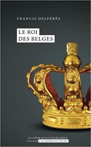 Couverture Le Roi des Belges