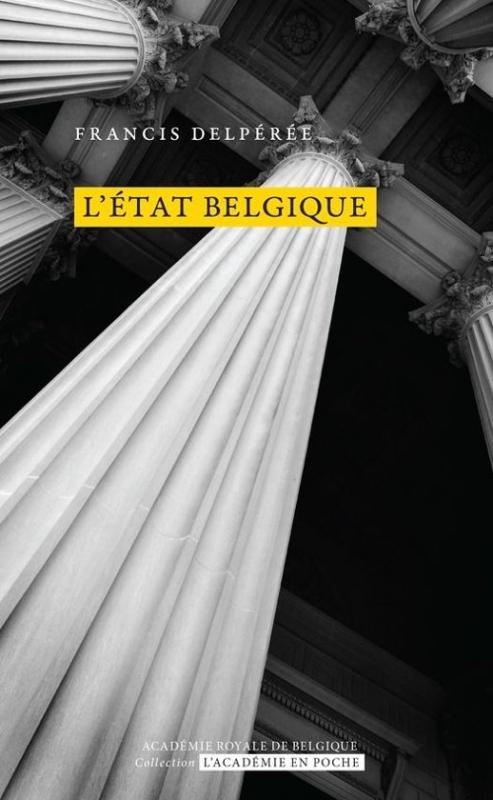 Couverture L'Etat Belgique