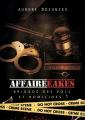 Couverture Brigade des vols et homicides, tome 1 : Affaire Eakes Editions Juno publishing 2016