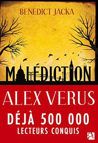 Couverture Alex Verus, tome 02 : Malédiction