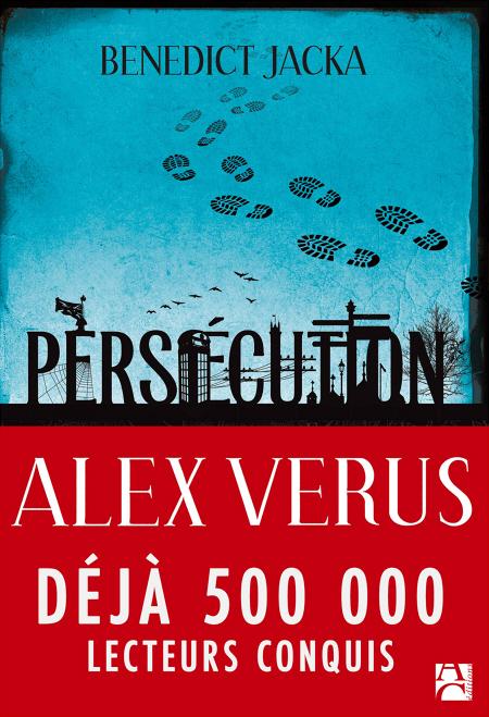 Couverture Alex Verus, tome 03 : Persécution