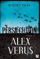 Couverture Alex Verus, tome 03 : Persécution Editions Anne Carrière 2020