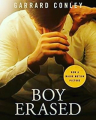 Couverture Boy Erased Editions HarperCollins 2018