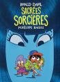 Couverture Sacrées sorcières (BD) Editions Gallimard  (Bande dessinée) 2020