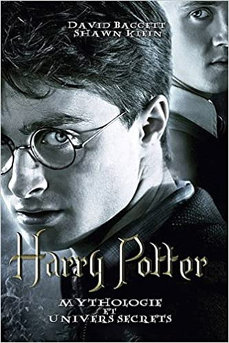 Couverture Harry Potter : Mythologie et Univers secrets