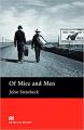 Couverture Des souris et des hommes Editions Macmillan 2009